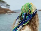 Wrap Design foulards stylés tiennent tête pour femmes atteintes cancer