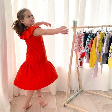 Les P'tites Z'occaz :  vide dressing enfants de 0 à 12 ans
