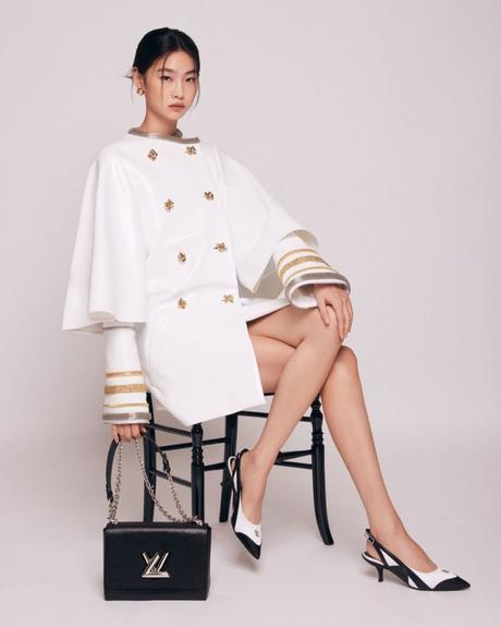 Jung Ho-yeon : nouvelle ambassadrice Louis Vuitton