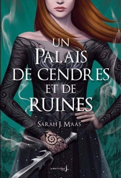 'Un palais de cendres et de ruines' de Sarah J. Maas