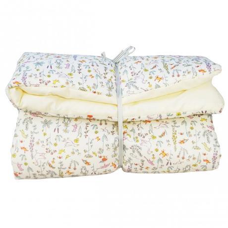 Le linge de lit pour enfants