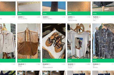 ICI TOUT COMMENCE X DEMAIN NOUS APPARTIENT : achetez les vêtements portés par les comédiens grâce à Vinted