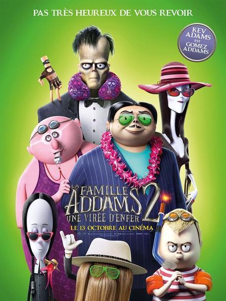 [CRITIQUE] : La Famille Addams 2 : Une Virée d'Enfer