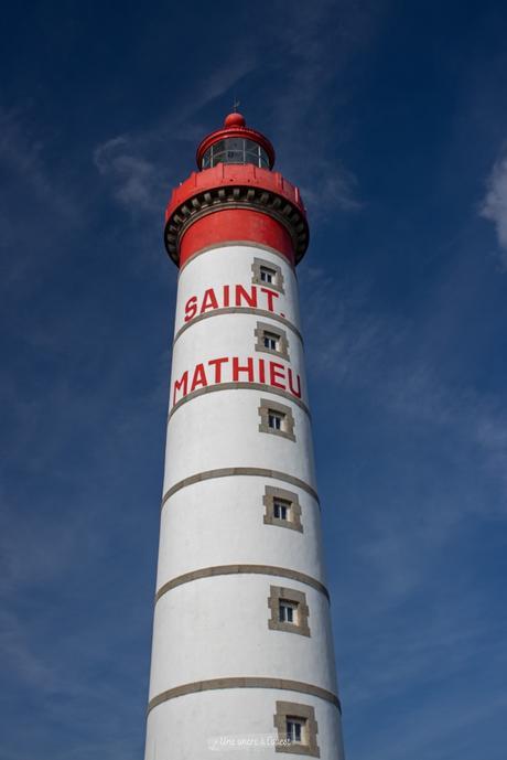 La pointe de Saint-Mathieu