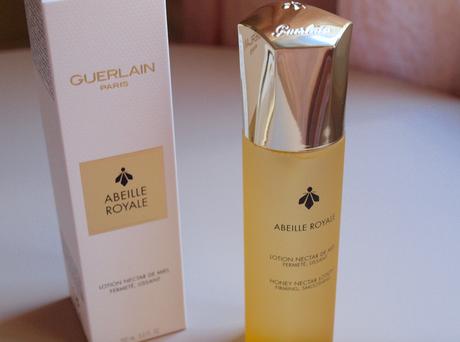 Abeille Royale de Guerlain, jour & nuit