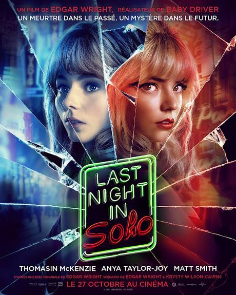 Trailer final pour Last Night in Soho signé Edgar Wright