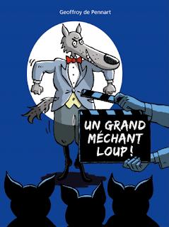 Un grand méchant loup de Geoffroy de Pennart