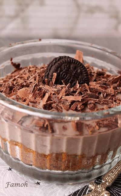 Cheesecake oreo speculoos