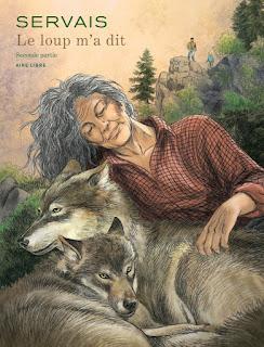 Le loup m'a dit, tome 2 de Servais