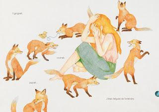 L'enfant renard de Laure Van Der Haeghen