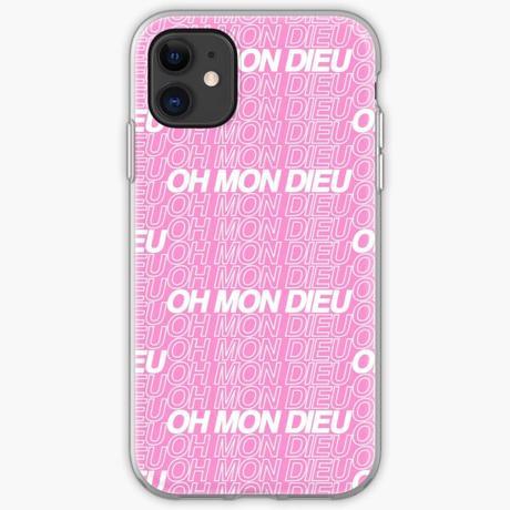 Coques Et Etuis Iphone Sur Le Theme Oh Mon Redbubble