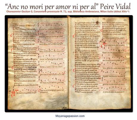 Chanson Medievale Moyen Age Passion