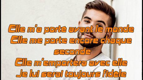 Kendji Girac Les Yeux De La Mama Paroles Lyrics Youtube