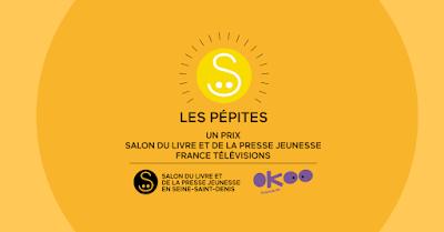 La sélection des Pépites arrive? Le salon de Montreuil 2021 est donc bien lancé!