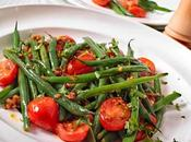 Salade haricots verts thermomix