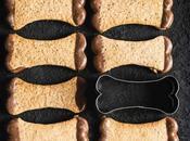 Biscuits croustillants chocolat lait