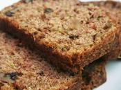 Cake courgettes noix