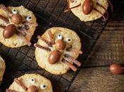 Cookies araignées pour Halloween