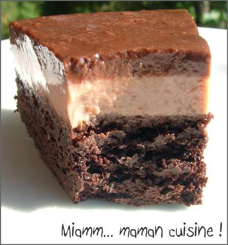 abracadabra j'ai réussi le gâteau magique au chocolat ! - paperblog