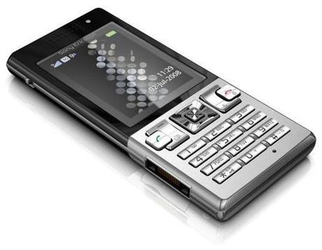 L'élégance même pour le Sony Ericsson T700
