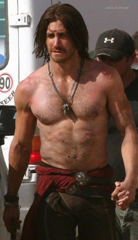 « Prince of Persia : The Sands of Time » : les photos du tournage avec Jake Gyllenhaal!