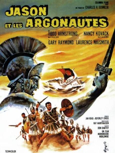Jason et les Argonautes, 1963
