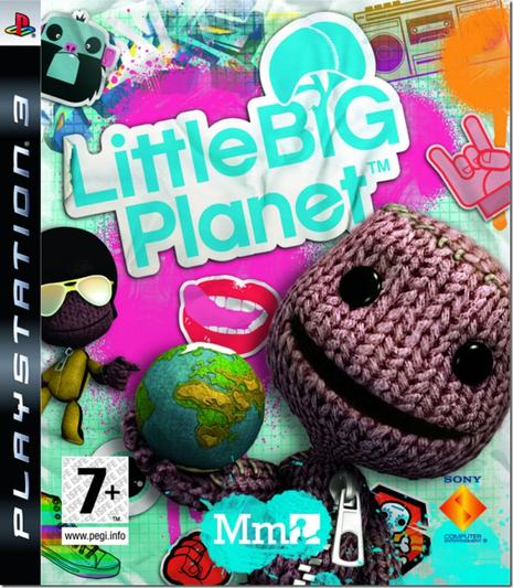 Little Big Planet _ l _ PS3 Pack 0711719998952