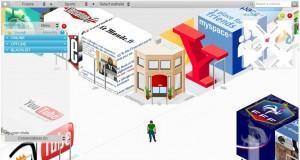 Baladez-vous en 3D sur le web avec Yoowalk