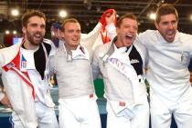 JO 2008 / Escrime : les sabreurs français champions olympique
