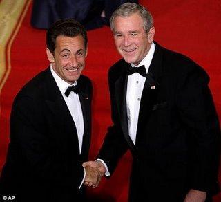 Géorgie : Bush a dû finir le boulot de Sarkozy