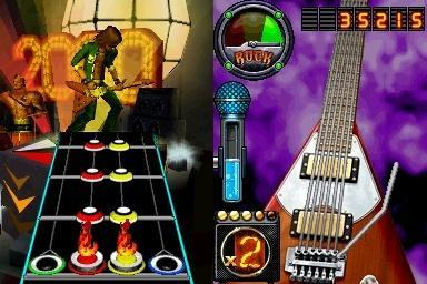 Guitar Hero: On Tour Decades se dévoile en image et en tracklist