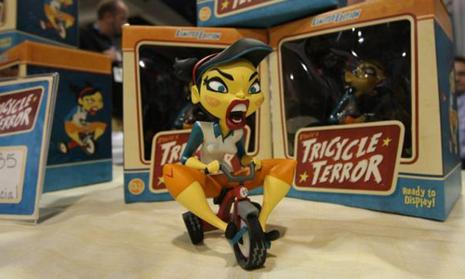 Tricycle Terror