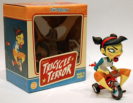 Terror Tricycle