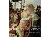 Catalogue peintures italiennes Musée Louvre: beau cadeau Noël