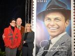 timbre l'effigie Frank Sinatra