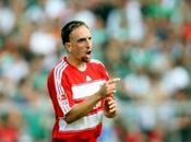 Franck Ribéry, meilleur joueur Français 2007