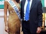 Miss France 2008 Valérie Bègue conserve titre