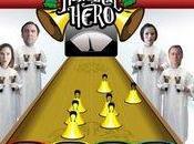 Guitar Hero clochette pour