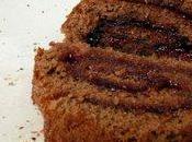 Biscuit roulé chocolaté fruits rouges pour bûche Noël vite fait
