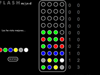 Capture d'écran de MasterMind